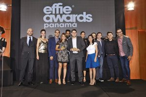 EMPRESARIALES EVENTOS  | EFFIE AWARDS PANAMÁ 2017