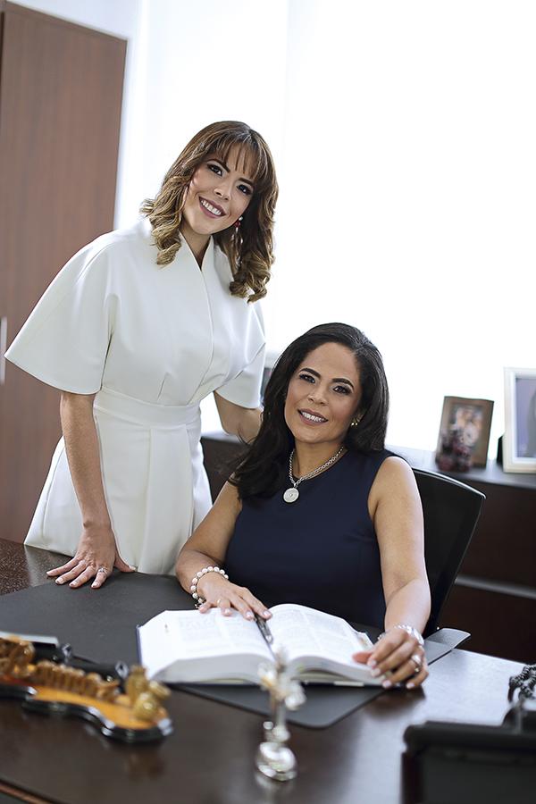 ESPECIALES  | Edna Ramos Chue y María Eugenia Crespo Ramos