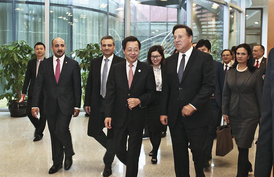 ESPECIALES  | ECONOMÍA PANAMÁ Y CHINA