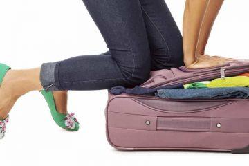 cosas para meter en la maleta de viaje