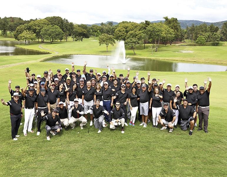 EVENTOS SOCIALES  | Torneo de Golf Progreso