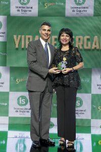 EMPRESARIALES EVENTOS  | Internacional de Seguros | Premiación