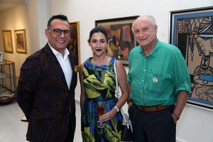 CULTURALES EVENTOS  | NG Art Gallery presenta exposición de arte del pintor Servando Cabrera