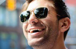 lentes de sol para hombres