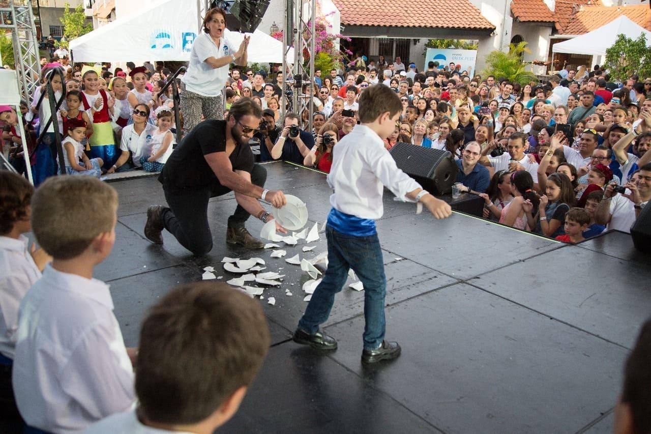AGENDA  | ¡Se griego por un día en el Panama Greek Fest!