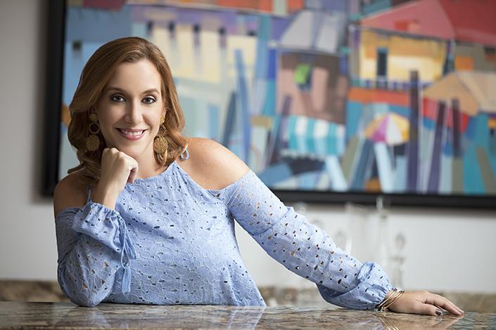 MUJER DE HOY  | Marcella Vallarino