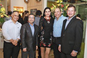 EMPRESARIALES EVENTOS  | Grupo Roble inaugura su nueva sala de ventas en Multiplaza Panamá