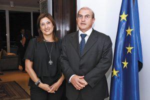EVENTOS ON THE SPOT    Coctel para miembros del Parlamento Europeo