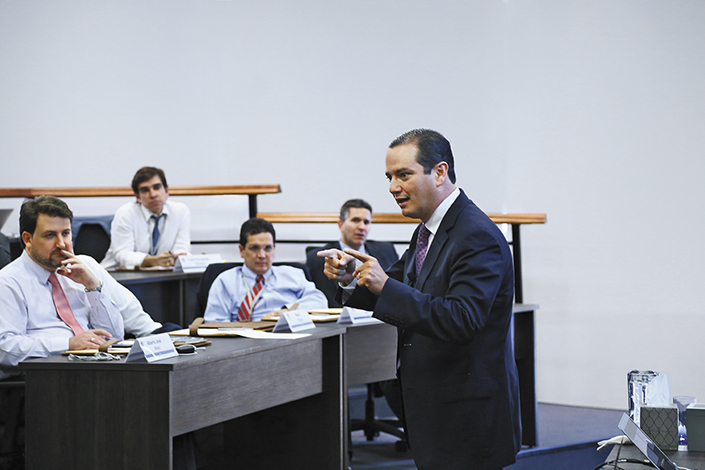 PORTADA  | Rafael Gómez Nava, Director General de IPADE Business School