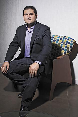 GERENTE DEL MES  | Ricardo Barletta - Gerente General de Cerebro Y&R Panamá