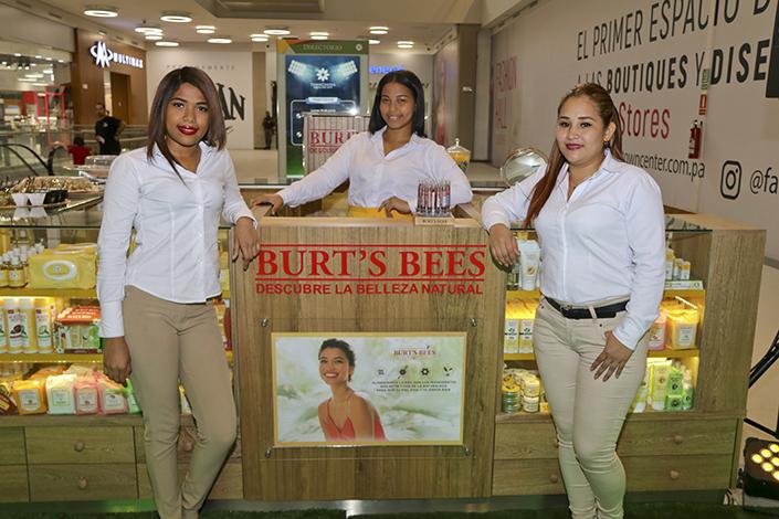 EMPRESARIALES EVENTOS  | Burt´s Bees llega a Town Center