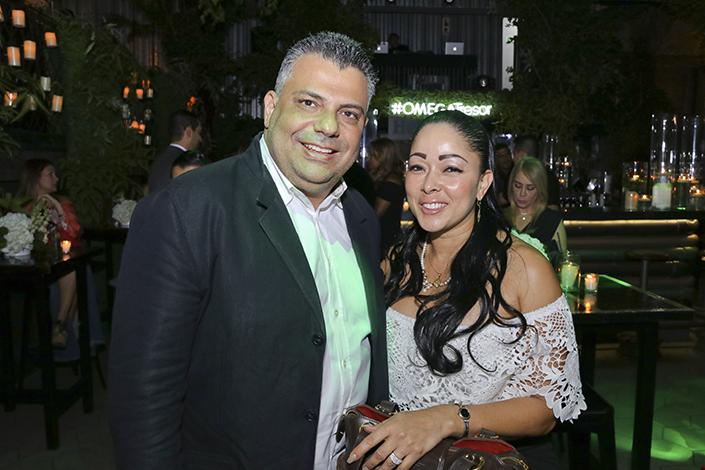 EMPRESARIALES EVENTOS  | Lanzamiento de Trésor, la nueva colección de Omega en Panamá