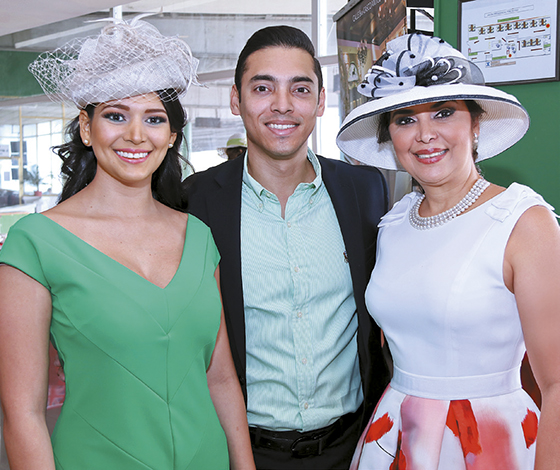 "CULTURALES EVENTOS  | La Cámara de Comercio Británica de Panamá realizó el evento ""A Day at The Races"""