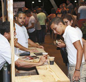EVENTOS SOCIALES  | Altaplaza realizó la primera edición de Beer and Wine Festival