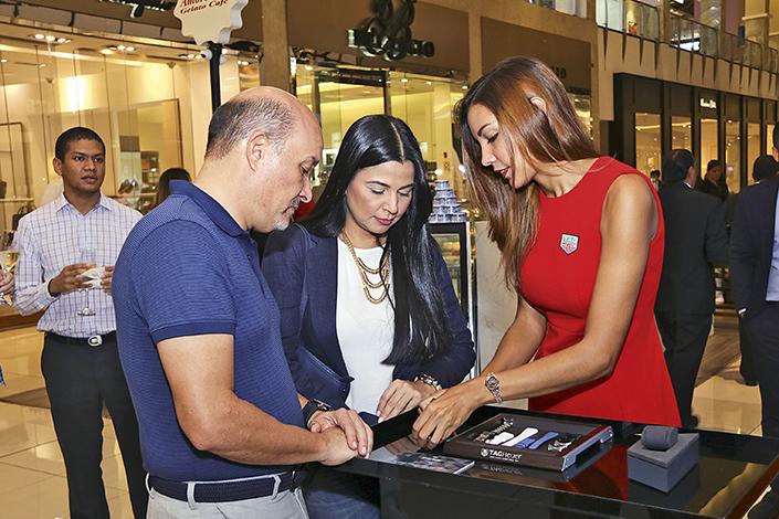EMPRESARIALES EVENTOS  | TAG Heuer y Motta Internacional presentaron la segundageneración de su reloj Connected Watch