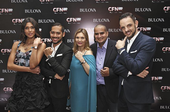EMPRESARIALES EVENTOS  | Bulova presentó su nueva colección Rubaiyat