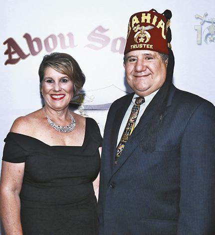 EMPRESARIALES EVENTOS  | Abou Saad Shriners celebró 100 años de éxito