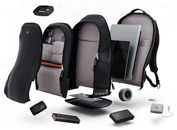 LIFESTYLE TECNOLOGÍA  | La mochila que todos los empresarios desearían tener