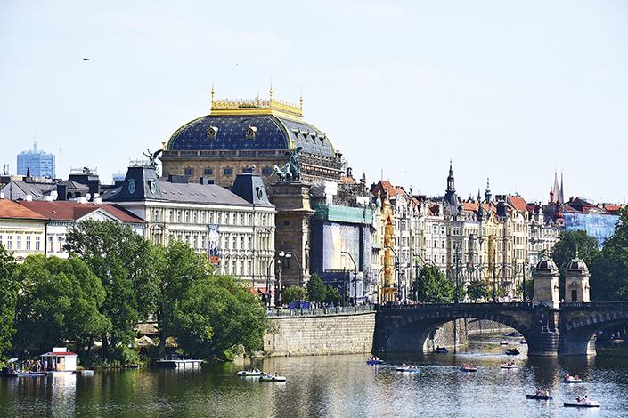 DESTINOS LIFESTYLE  | PRAGA, Corazón de Europa