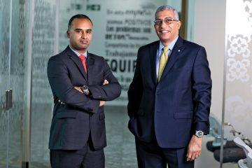 Adalberto Espinales y Luis Rojas RECOMOSA