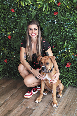 GENTE PET'S LIFE  | Groot y Paola Carballeda