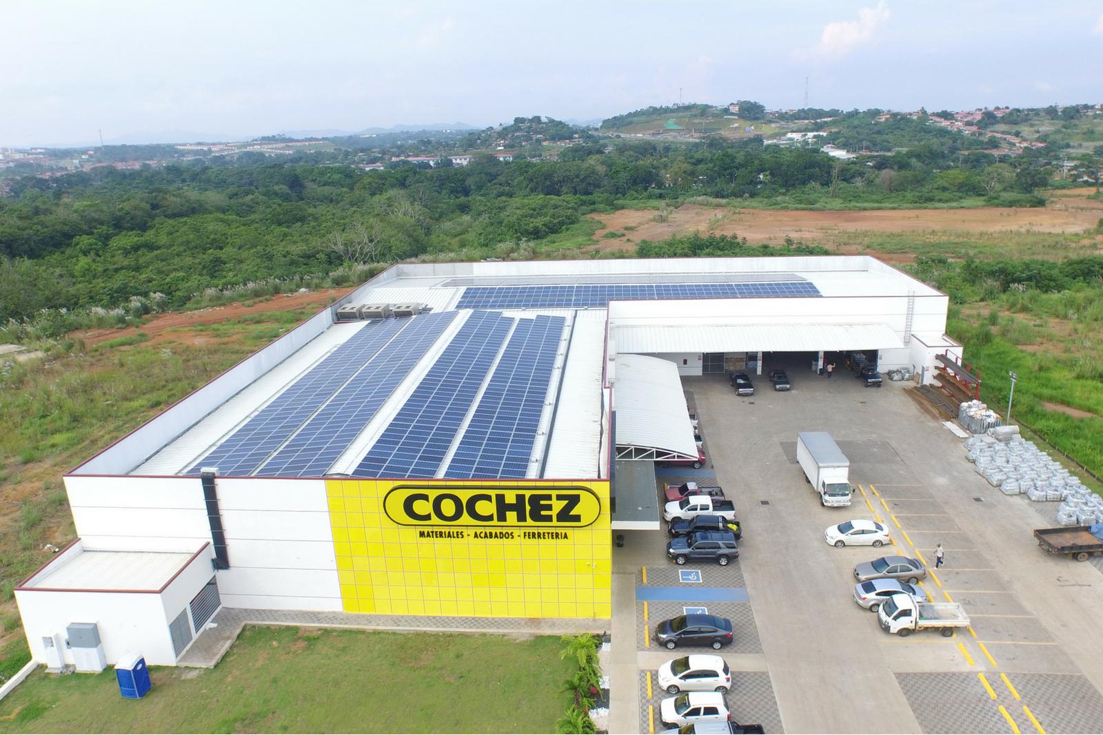 EMPRESARIALES EVENTOS  | Proyecto energía solar en techos más grandes de Panamá ganó primer premio en los CLADEA Awards 2018