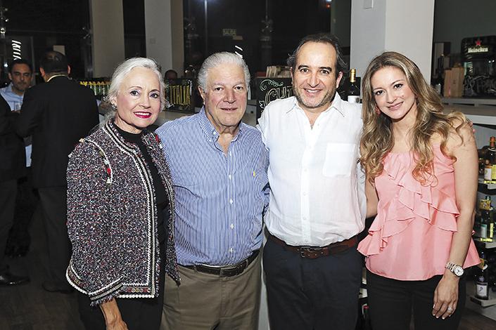 EMPRESARIALES EVENTOS  | Despedida al Embajador de Israel