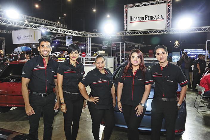 EMPRESARIALES EVENTOS  | PanamaMotor Show presentó ADAP Auto Show 2018