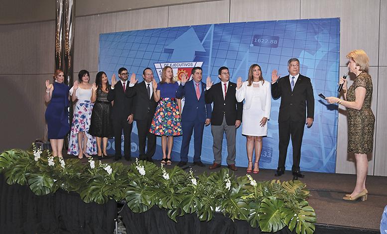 EMPRESARIALES EVENTOS  | Toma de Posesión de Junta Directiva 2018-2019 APEDE