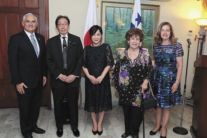 EMPRESARIALES EVENTOS  | Embajada de Japón realiza una recepción especial