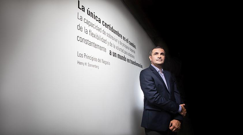 GENTE GERENTE DEL MES  | Andrés Latorre Galindo