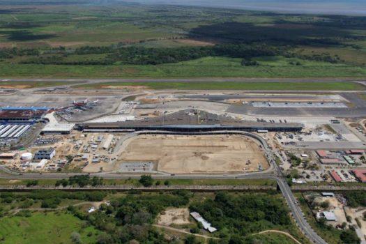 ESPECIALES    Nueva terminal del Aeropuerto de Tocumen arrancará operaciones en enero 2019