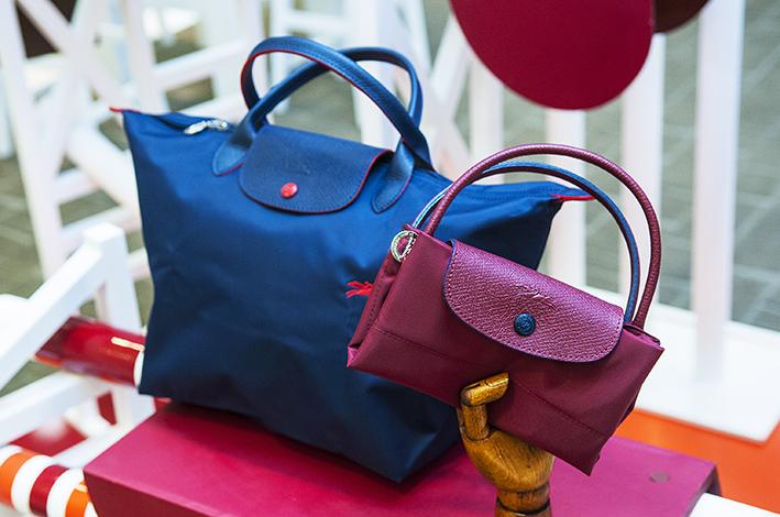 EMPRESARIALES EVENTOS  | Longchamp conmemoró su 70 aniversario con la colección LePliage Club