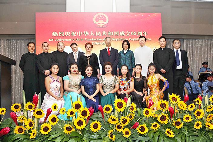 EMPRESARIALES EVENTOS  | Conmemoración de los 69 años de la fundación de la República Popular China