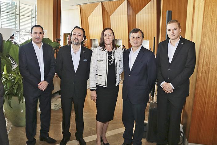 EMPRESARIALES EVENTOS  | Marriott International realizó la apertura del JW MarriottPanamá