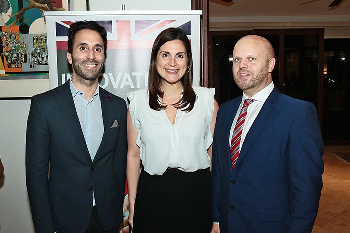 EMPRESARIALES EVENTOS  | Embajador Británico celebró su primer año ejerciendo funciones en Panamá
