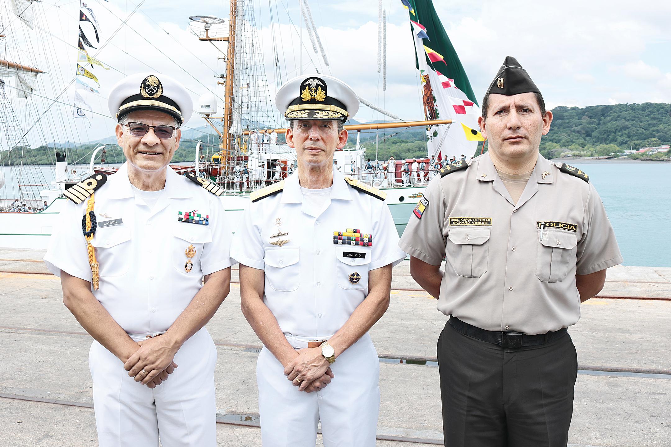 EMPRESARIALES EVENTOS  | Bienvenida a los cadetes de la Heróica Escuela NavalMilitar de México