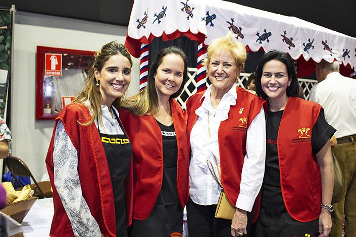CULTURALES EVENTOS  | La Caravana de Asistencia Social, Damas Diplomáticas yPanameñas realizaron la Fiesta Alrededor del Mundo 2018