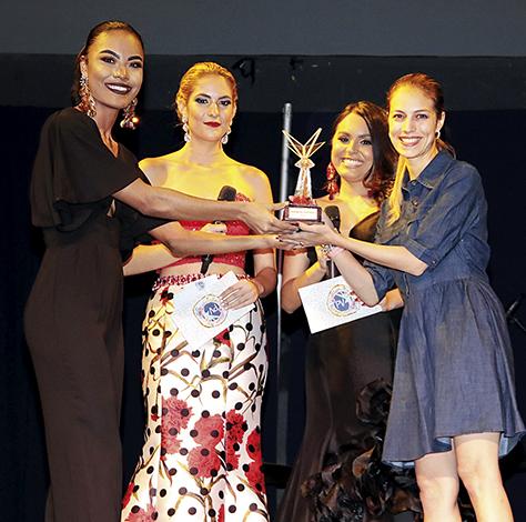 EVENTOS ON THE SPOT  | Mundo Social fue galardonada en losPremios Victoria 2018