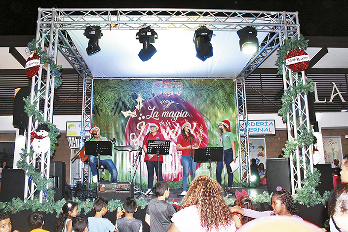 EMPRESARIALES EVENTOS  | Arboledas Panamá Oeste celebro la navidad 2018
