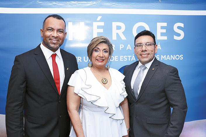 EMPRESARIALES EVENTOS  | TVN realizó la Premiación Héroes por Panamá 2018 | TVN