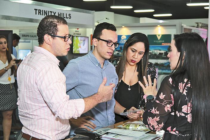 EMPRESARIALES EVENTOS  | Encuentra24 realizó Expo Property 2018