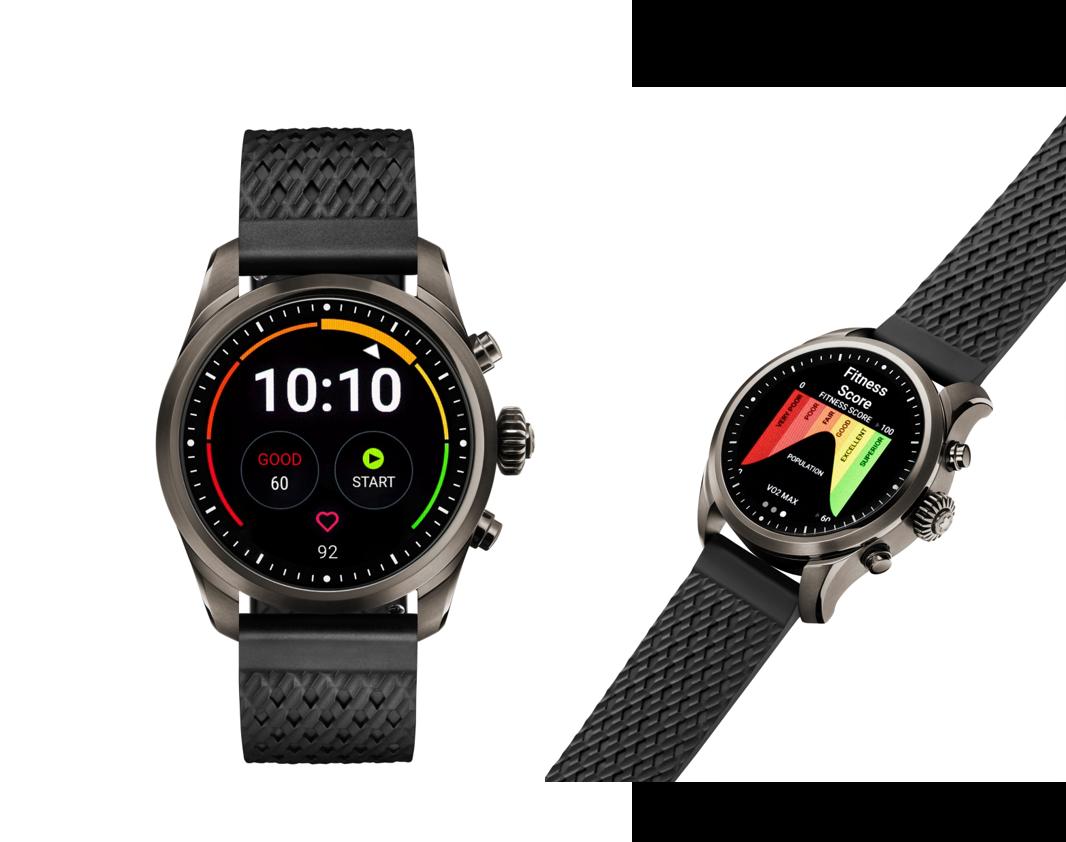 ELLAS ELLOS ESPECIALES MODA  | Este es el increíble reloj inteligente de Montblanc que nunca te vas a querer quitar