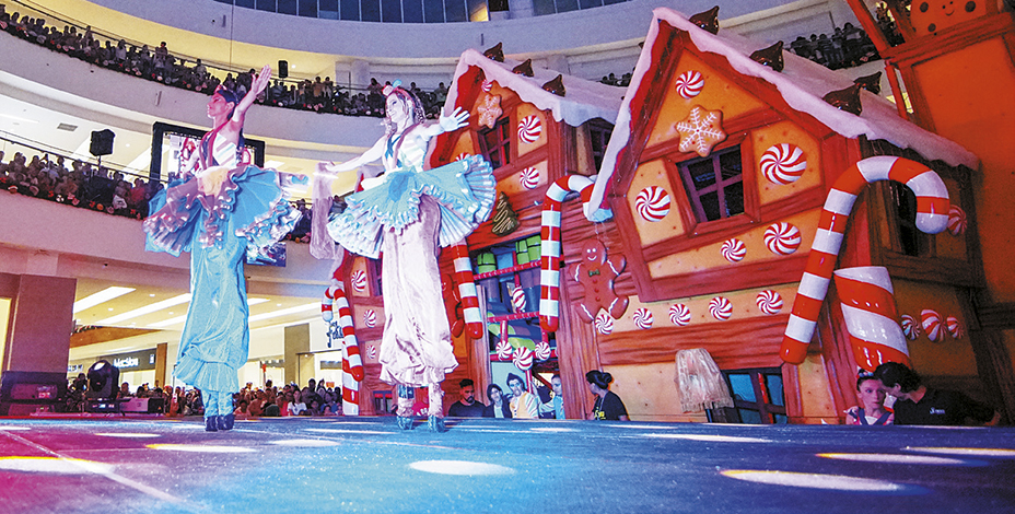 "EMPRESARIALES EVENTOS ON THE SPOT  | Altaplaza Mall inaugura su ""dulce navidad"" 2018"