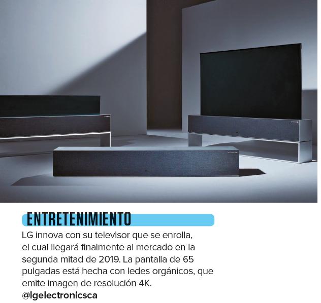 ESPECIALES LIFESTYLE TECNOLOGÍA  | ESPECIAL DE TECNOLOGÍA 2019