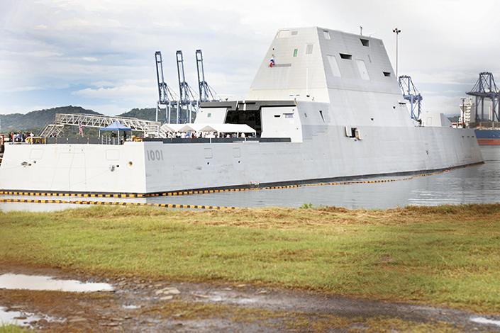 EMPRESARIALES EVENTOS  | Embajada de Estados Unidos recibió el buque de guerra USS Michael Monsoor