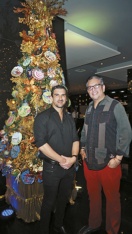 EMPRESARIALES EVENTOS  | Encendida del árbol del Hotel Le Meridien Panamá