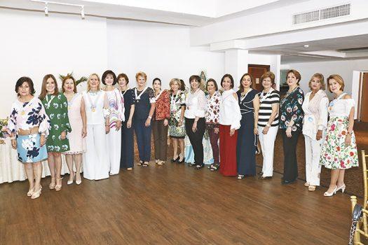 EMPRESARIALES EVENTOS  | Nueva Junta Directiva de las de Damas Guadalupanas 2019