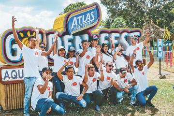 Atlas Golden Fest 2019