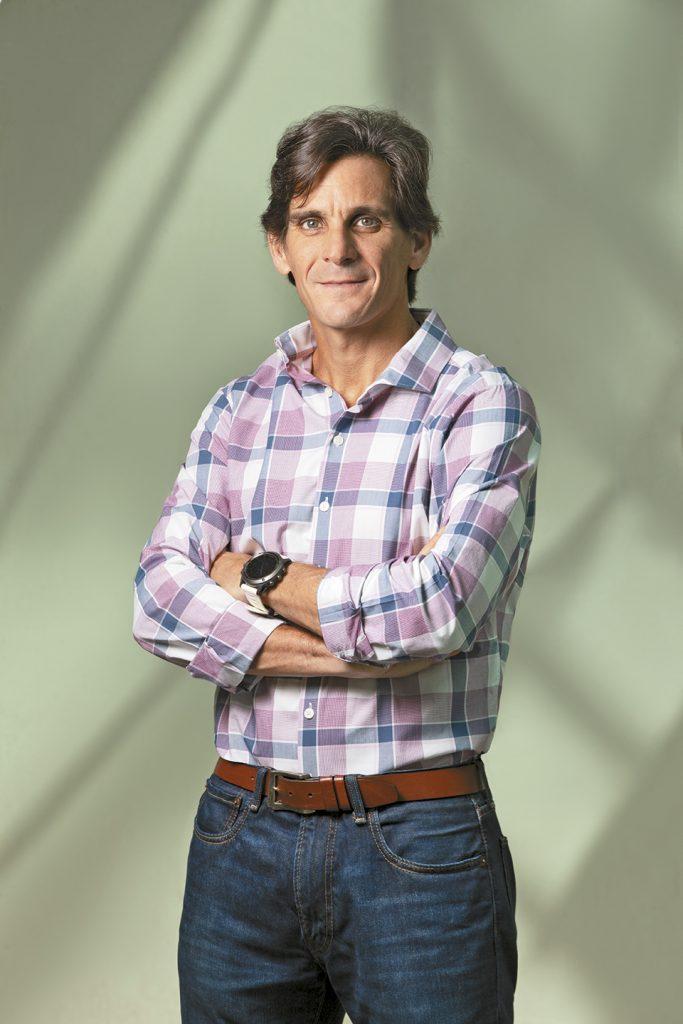 GENTE PORTADA  | JOSÉ ANTONIO ORILLAC